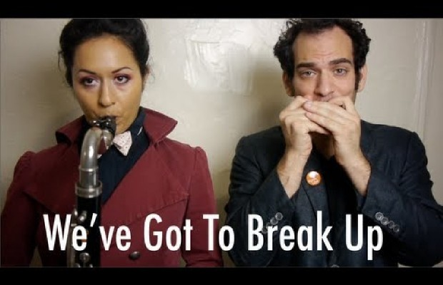 Couple's Clever Breakup Song