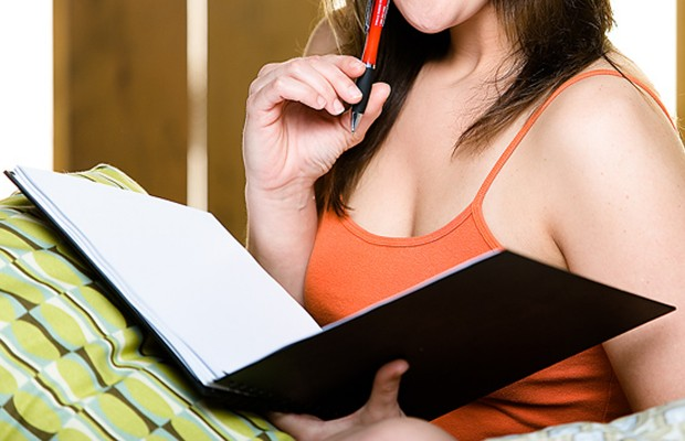 A Woman's Diary Entry