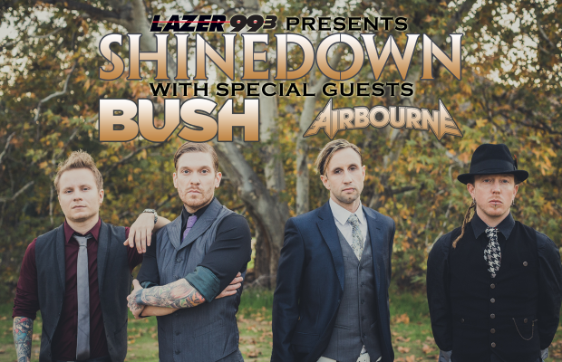 Shinedown Pre-Party