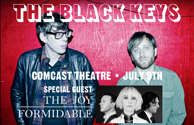 The Black Keys w/ special guests The Joy Formidable