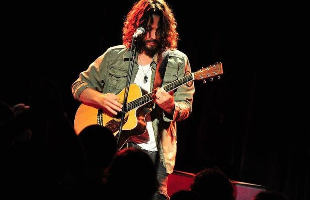 Lazer 99.3 Presents Chris Cornell at the Calvin Theater