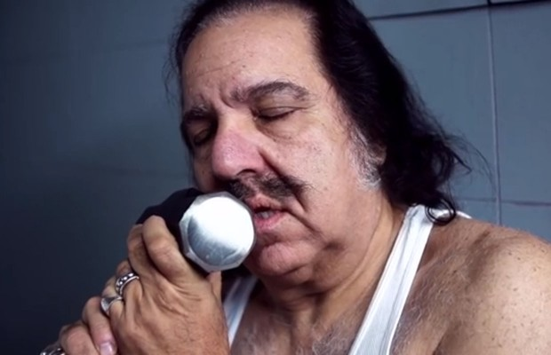 Ron Jeremy Look That Alone Got Your Attention Ha Ha