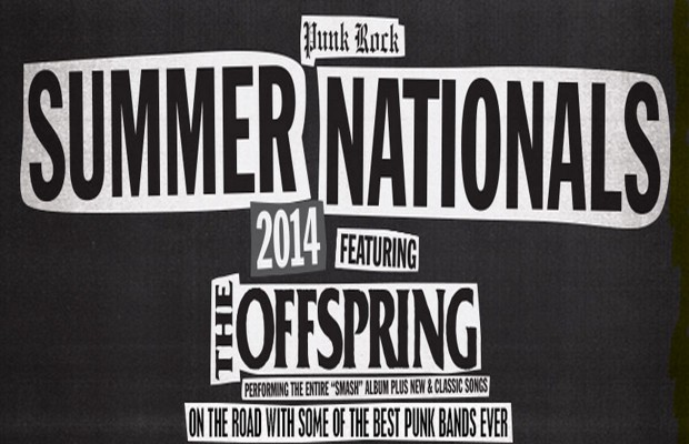 The Summer Nationals Tour ft. The Offspring