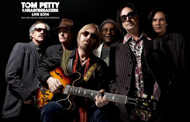 Tom Petty & The Heartbreakers w/ Steve Winwood